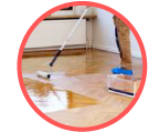 Gap filling & Finishing services provided by trained experts in Floor Sanding Services in London