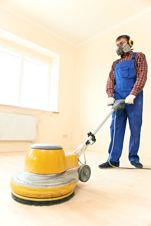 Experts in Floor Sanding & Finishing in Floor Sanding London